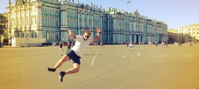 Saint Petersburg, the Paris of the east!