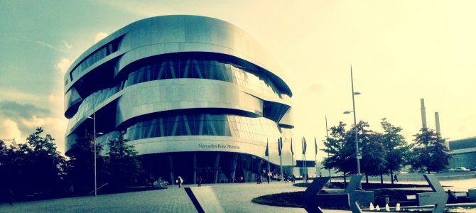 Mercedes-Benz Museum!