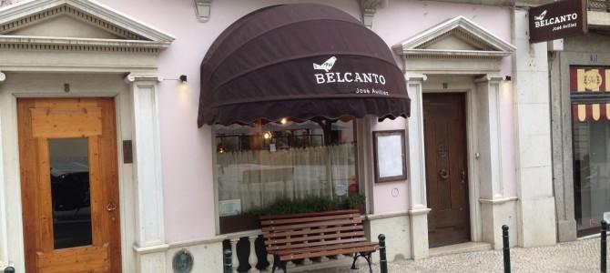 Belcanto, by Jose Avillez!