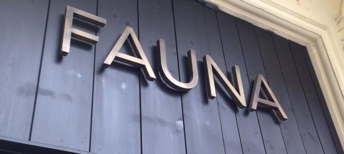 Fauna!