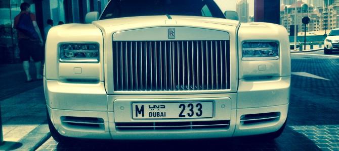 Dubai, april 2015!