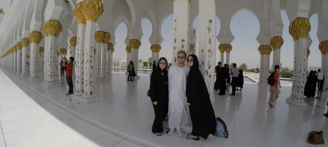 Abu Dhabi, may 2015!