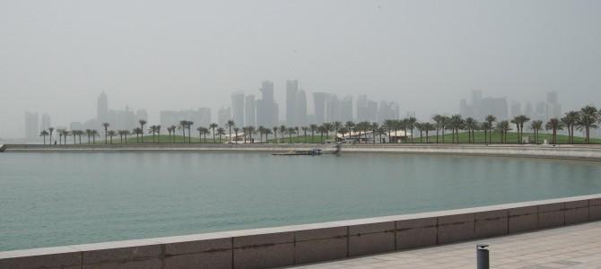 Qatar, april 2015!