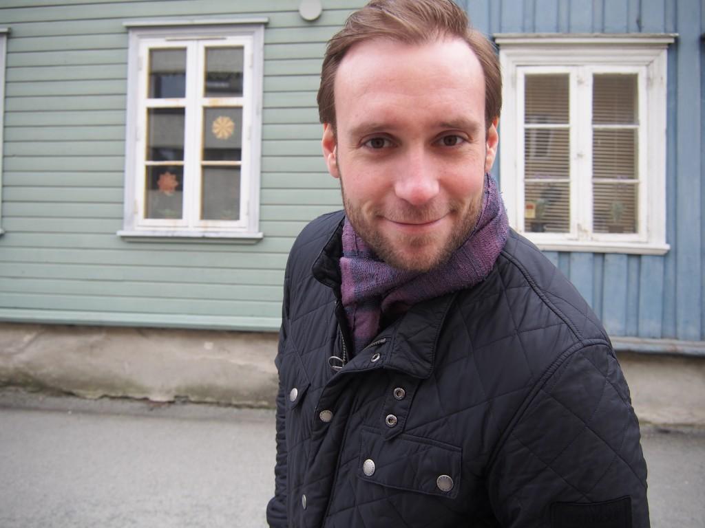Hans Petter Stølsvik