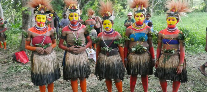 Papua New Guinea, may 2016!