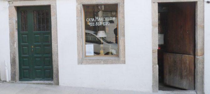 Casa Marcelo, Santiago de Compostela!