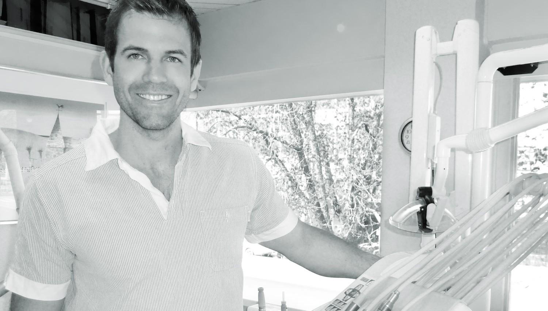 Tannlege Arne-Henrik Finnanger