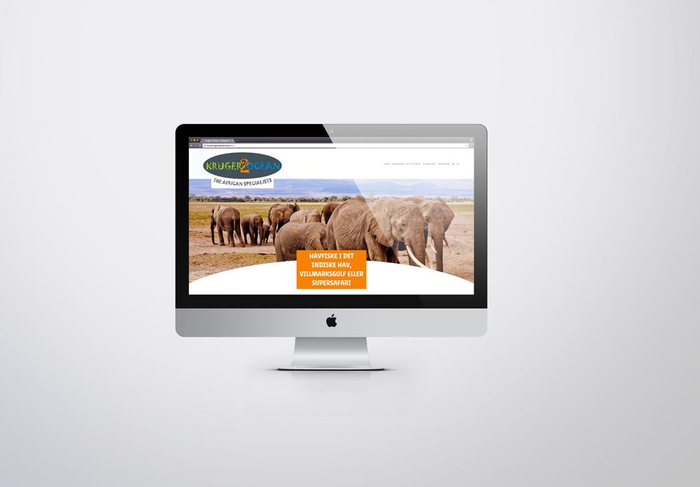 Kruger2Ocean nettside
