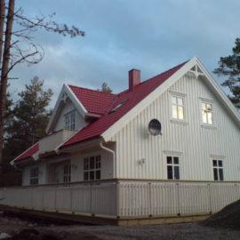 Kundetilpasset  Mesterhus Ninni Dale, Gressvik 2009