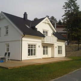 Kundetilpasset  Mesterhus Kine Lundeåsen 2012
