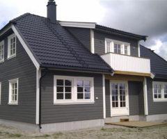Kundetilpasset  Mesterhus Kine Rolvsøy 2011