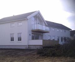 Arkitekttegnet bolig Vikerhavn Asmaløy 2011