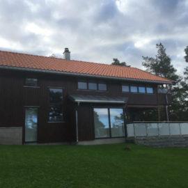 Arkitekttegnet bolig, Jørgen Moes vei, 2015