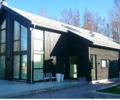 Arkitekttegnet enebolig Rolvsøy 2015