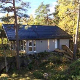 Hytte oppført Fotenveien 58, 2018